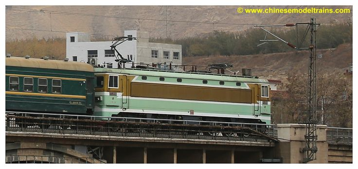 ChineseModelTrains.com - Encyclopedia SS3 real life