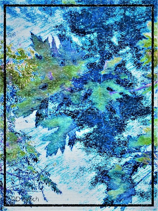 Love the colors and the digitized effects. +Debra Lynch