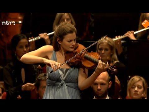 Janine Jansen: Violin Concerto no.1 in G minor 1-3 (Max Bruch) - 15.06.13 - YouTube