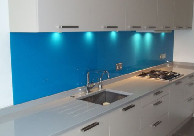 kitchen splashbacks glass - Google Search