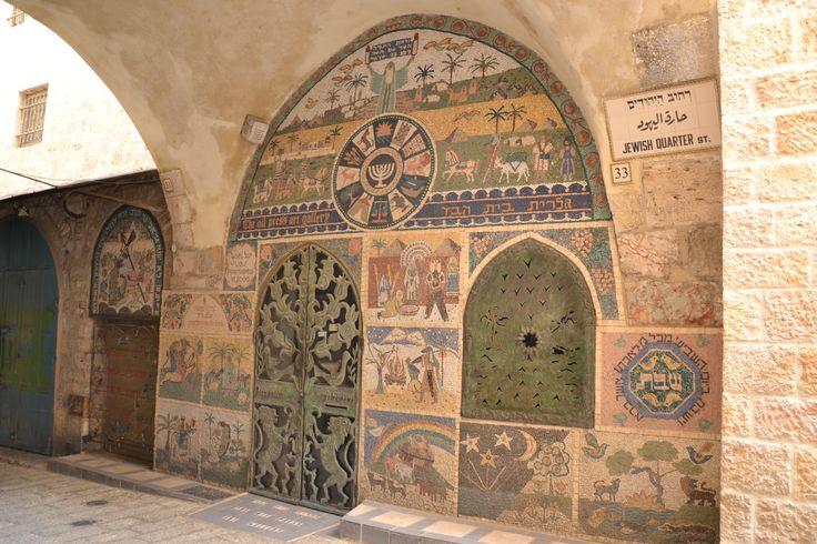 Gerusalemme: quartiere ebraico