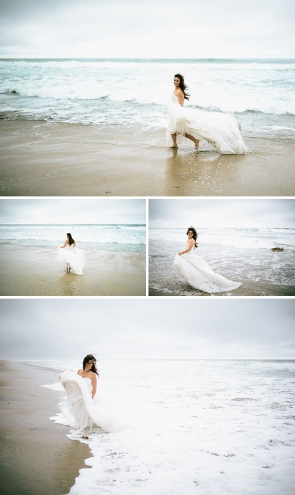 Anniversary Shoot // shipwrecked beach wedding images: Tamara Lockwood Photography