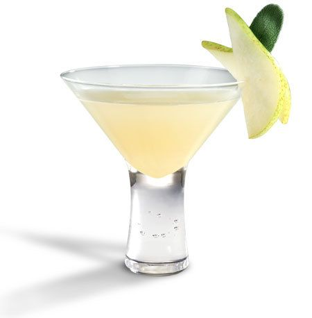 Vanilla Pear Sage Cocktail 1 ½ oz vanilla liqueur 1 ½ oz vodka 2 oz fresh pear juice ½ oz fresh lime juice 3 fresh sage leaves Combine all ingredients, including the sage (no muddling necessary) in a shaker and shake vigorously with ice. Strain into...