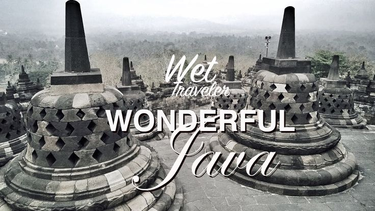 Wet Traveler - Wonderful Java