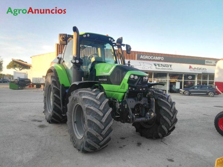 Venta de Tractor agrícola Deutz-Fahr Agrotron 6180 TTV en Albacete