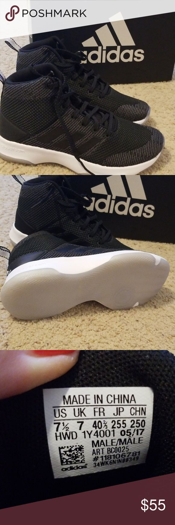 Nwt Adidas Mens Basketball Shoes Adidas Men Basketball Shoes Adidas