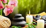Relax at our signature medi spa