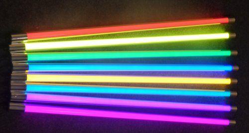 LED Armatur 1,20m LED Röhre 18 Watt 1800 Lm rot. Jetzt NEU Farbige LED Röhren im Kunststoffrohr als Leuchtstab für viele Gelegenheiten.  Energiesparende LED Röhre T8 mit Länge 1,20m und 1,45m Anschluss Kabel mit Eurostecker schwarz. Diese LED hat 18 Watt und 1800 Lumen. Damit sparen Sie ca. 50% der Stromkosten.  Technische Daten LED Röhre: - Anschluss: 230V/50Hz - Sockel: T8 - Lichtstärke: 1800 Lumen - Verbrauch: 18 Watt  - Farb-Temperatur: 6500 Kelvin