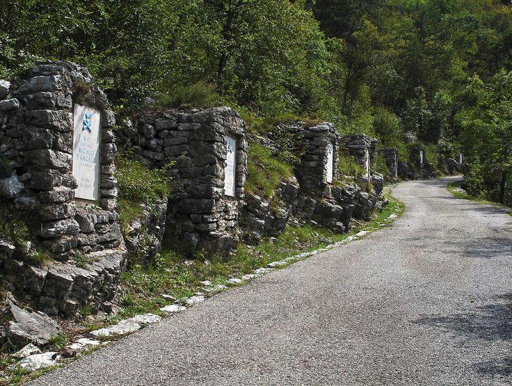 Vallagarina - Strada degli artiglieri - Rovereto