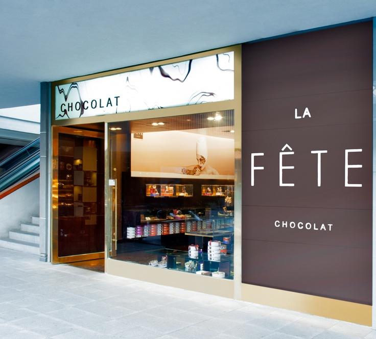 La Fête Chocolat Mall Paseo Los Domínicos  Camino El Alba 11.969, Local 206-2, Santiago