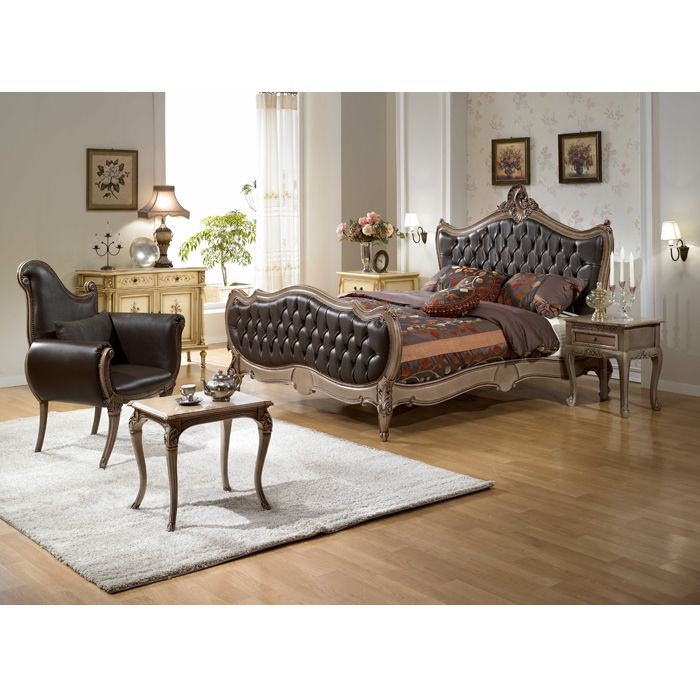 Antique Bedroom   Antique Bedroom Set Upholstered   Mahogany Bedroom Sets   French ...