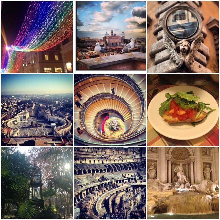 Rome #rome #italy #food