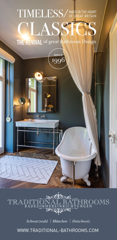 Klassische Badezimmer Klassisches Badezimmer Traditionelle Bader Klassische Bader