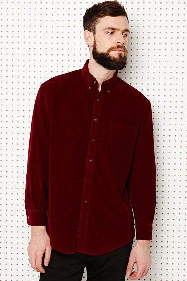 Vintage Surplus Pinwell Cord Shirt