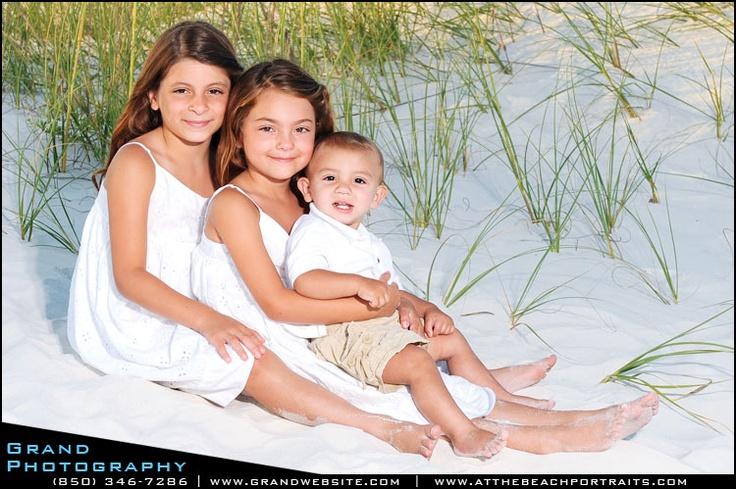 Alabama beach portraits