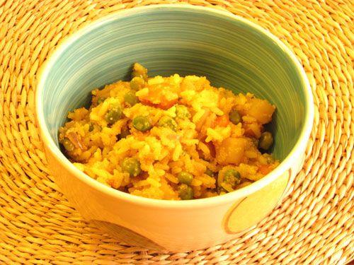 riso e amaranto alle verdure