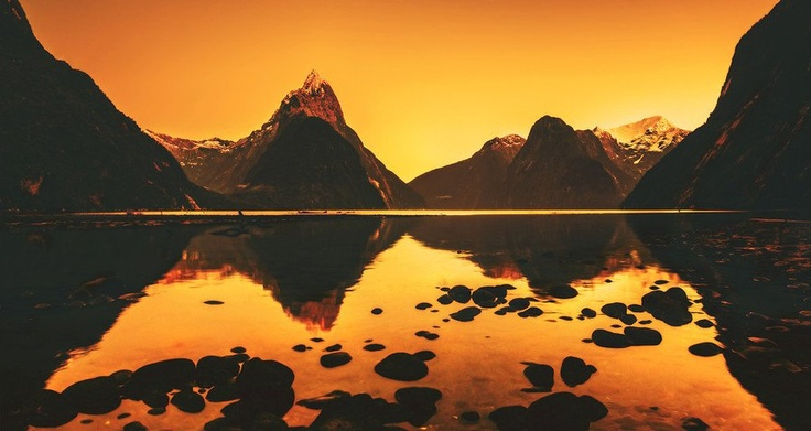 Milford Sound - the most amazing place I have ever visited
