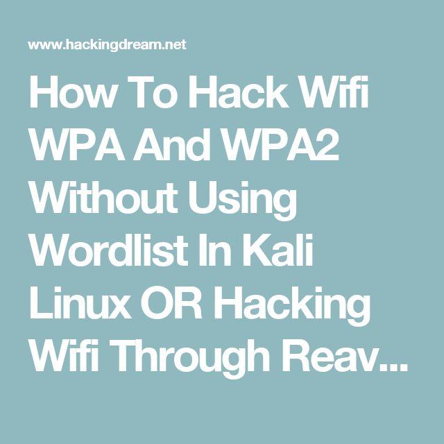 crack wpa wpa2 kali linux commands