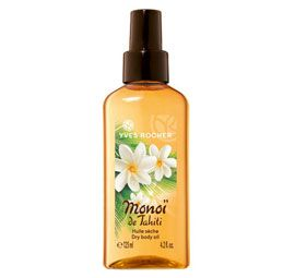 Droge Olie, Monoï de Tahiti, Spray 125 ml, Bodymilk Olie Balsem, Lichaamsverzorging