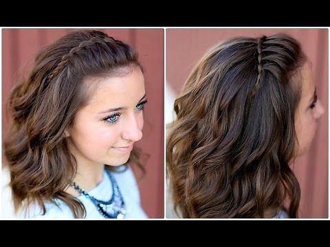Pleasant 1000 Images About Cute Girls Hairstyles Videos On Pinterest Hairstyles For Men Maxibearus