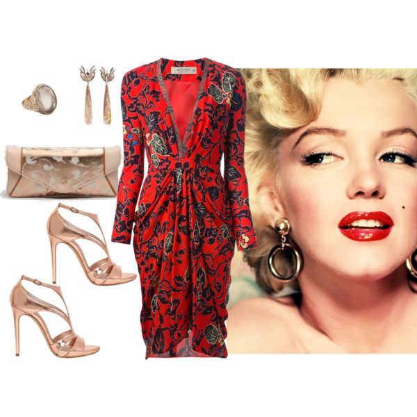 Inspired by Marilyn Monroe