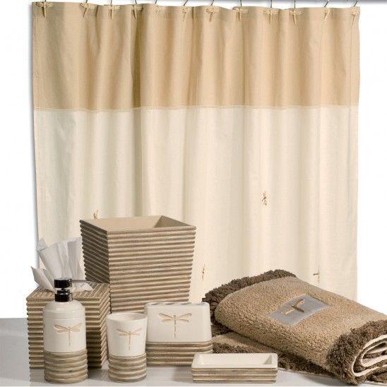 Dragonfly Shower Curtain · Bathroom SetsDragonfliesShower ...