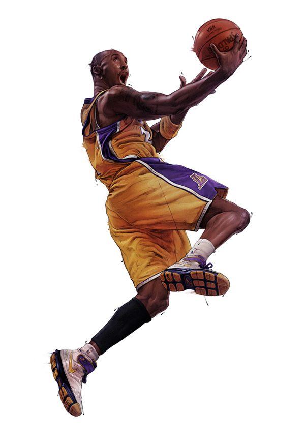 Kobe Bryant 'Remastered Moment' Art Kobe bryant, Kobe