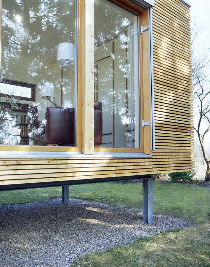 Minihaus Aus Holz Zum Mitnehmen Das Haus In 2020 Minihaus Container Haus Kaufen Mobiles Haus