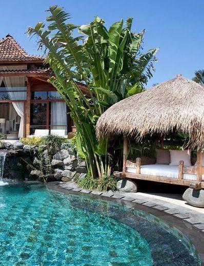 Luxury accommodation in Bali - Villa Amy is in Canggu, Bali