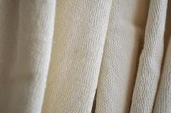Organic Cotton French Terry - Natural Color | Organic Cotton Plus
