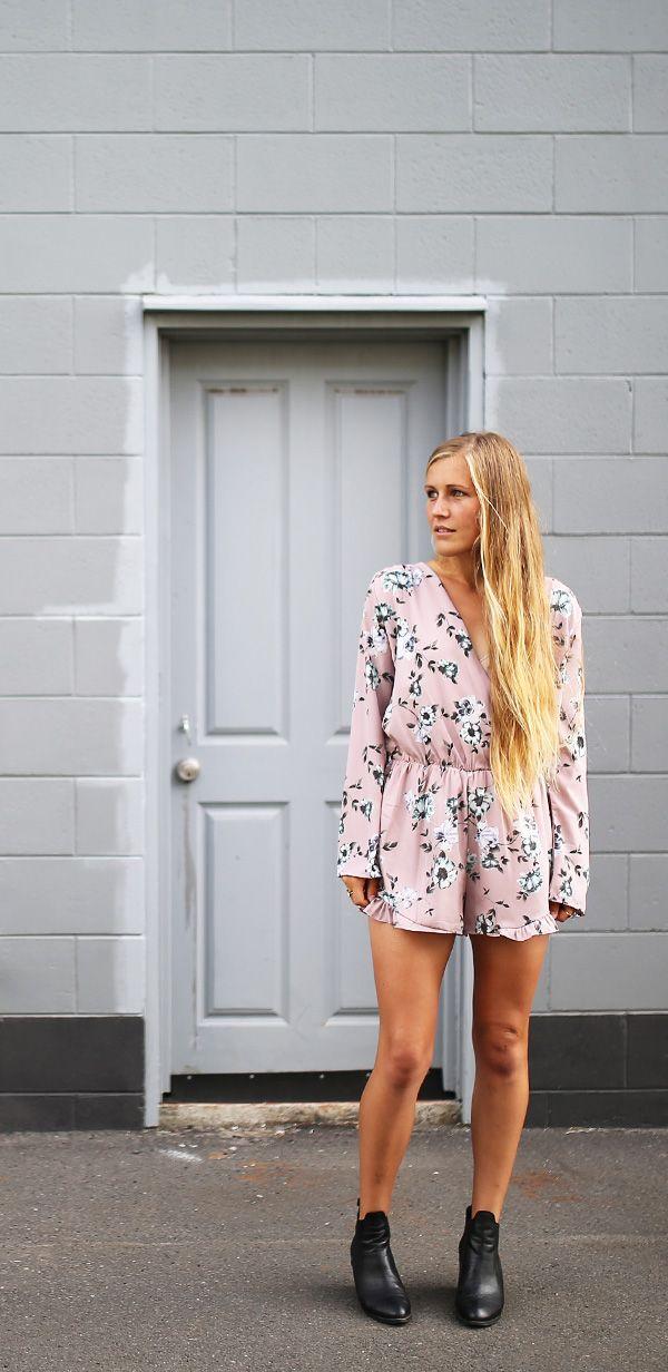 The Daydream Romper. Hello summer! #romper #style #fashion #NZ #boutique