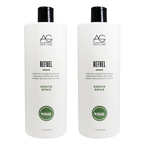 AG Hair Keratin Repair Refuel Strengthening Shampoo 338oz Pack of 2 * Details can be found by clicking on the image.(This is an Amazon affiliate link and I receive a commission for the sales)