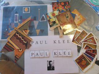 Pequeños Pinceles: Paul Klee para niños