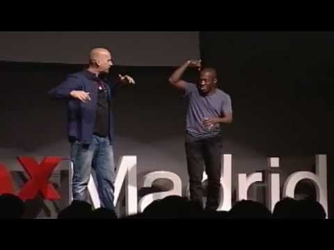 What would Shakespeare think of us: Dan Poole & Giles Terera at TEDxMadrid - YouTube