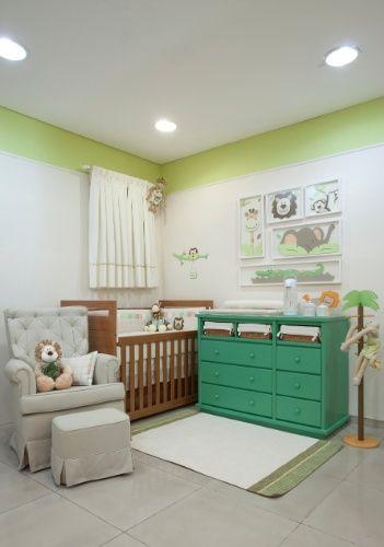 Quarto De Bebe Masculino Planejado ~ Veja ideias para aproveitar espa?os pequenos para fazer o quarto do