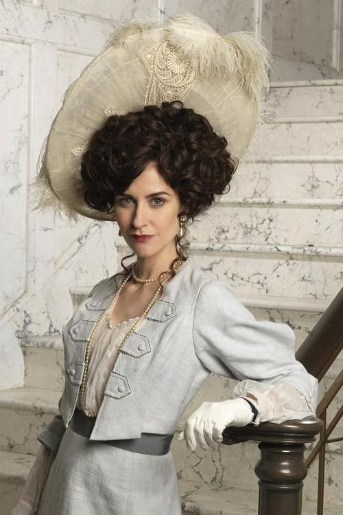 the-garden-of-delights:    Katherine Kelly as Lady Mae Loxley in Mr Selfridge (TV Series, 2013).