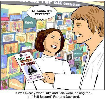 Meanwhile, in a galaxy far, far away...: Happy Father Day, Darth Vader, Father Day Cards, Funny Pictures, Stars War, Fathersday, Fathers Day, Father'S Day, Starwars