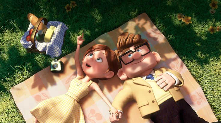 Carl and Ellie's Life Moments Ranked from Cute to Cutest | Oh My Disney | Awww