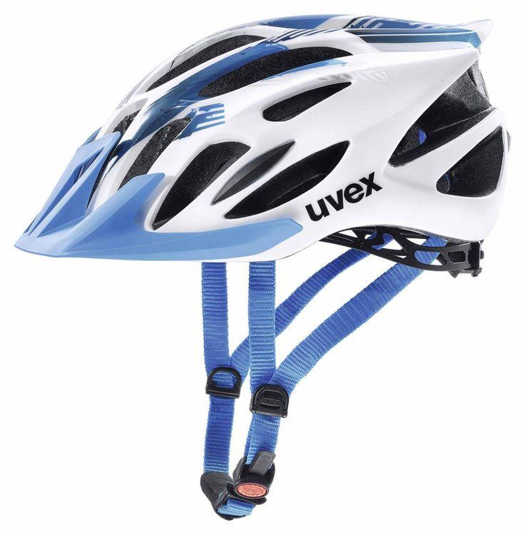 Sportolino Angebote uvex Flash Fahrradhelm (Größe: 52-57 cm, 01 white/blue): Category: Fahrrad>Fahrradhelme>Fahrradhelme…%#Quickberater%