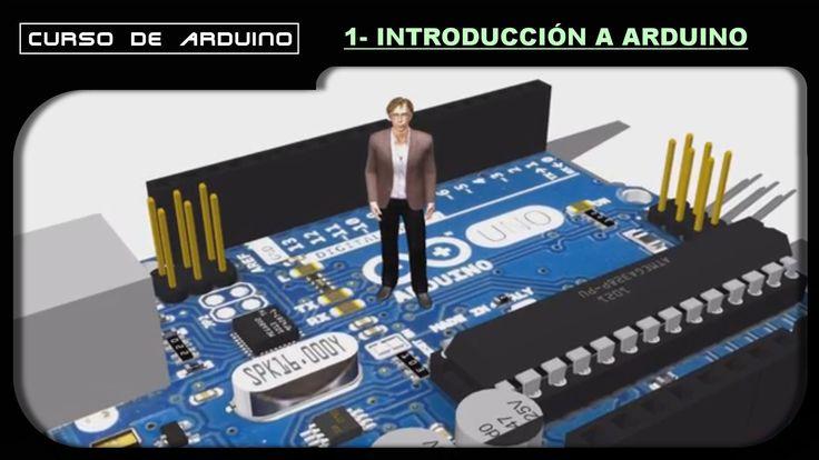 Curso de Arduino 1: Introducción a Arduino