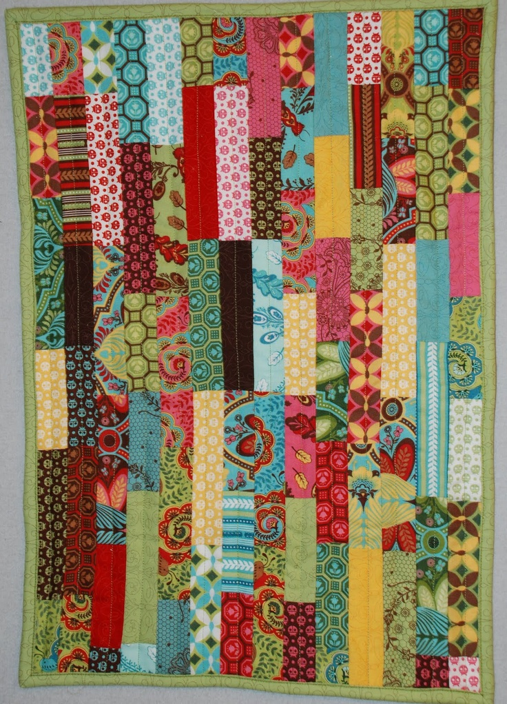 fabric scrap projects We've gathered up 100 different ways that you can put those scraps of fabric to  good use some of these easy projects require no sewing, and.