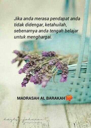 Hikmah...belajar menghargai