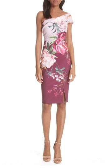 2830f5da2c Ted Baker London Irlina Serenity Sheath Dress