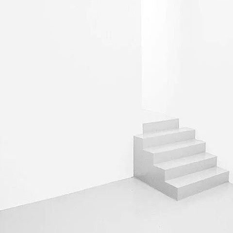 : @renzo_samuell #stairs #grey #industrial #concrete #interior #inspiration #chill #minimal #minimalism #minimalarchy #design #architecture #gooddesign #simplicity #archilovers #aesthetics #graphic #clean