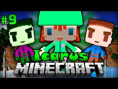 WO bin ich HIEEER?! - Minecraft Icarus #09 [Deutsch/HD] - YouTube