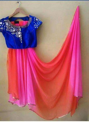 Beautiful Designer sarees With Mirror Work Blouse | Buy Designer Sarees | Elegant Fashion Wear