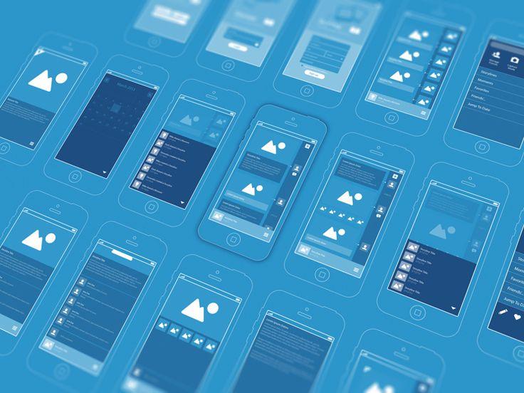 Superb Interface Designs by CreativeDash | Abduzeedo Design Inspiration