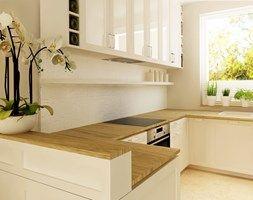 Kuchnia styl Prowansalski - zdjęcie od DZIURDZIAprojekt