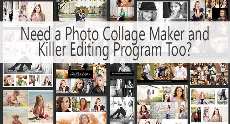 Everyone is looking for free online photo collage makers so they can pretty up their photos for Facebook...so GET LIGHTROOM!