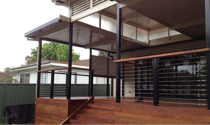 Split Roof Design: 11 Best Split Gable Patio Images On Pinterest